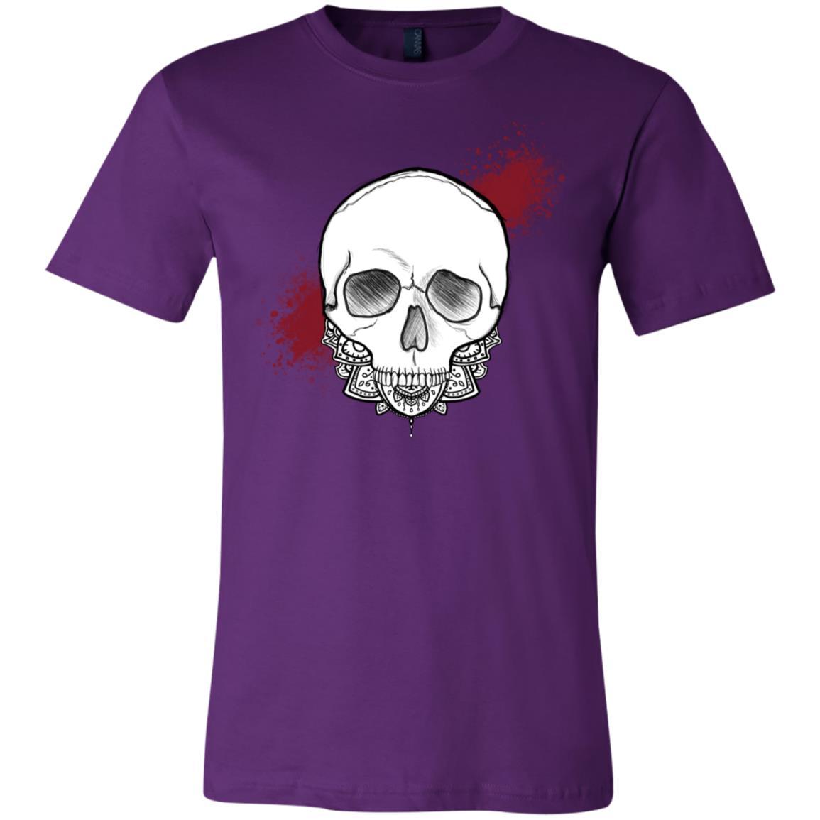 Skull - Team Purple