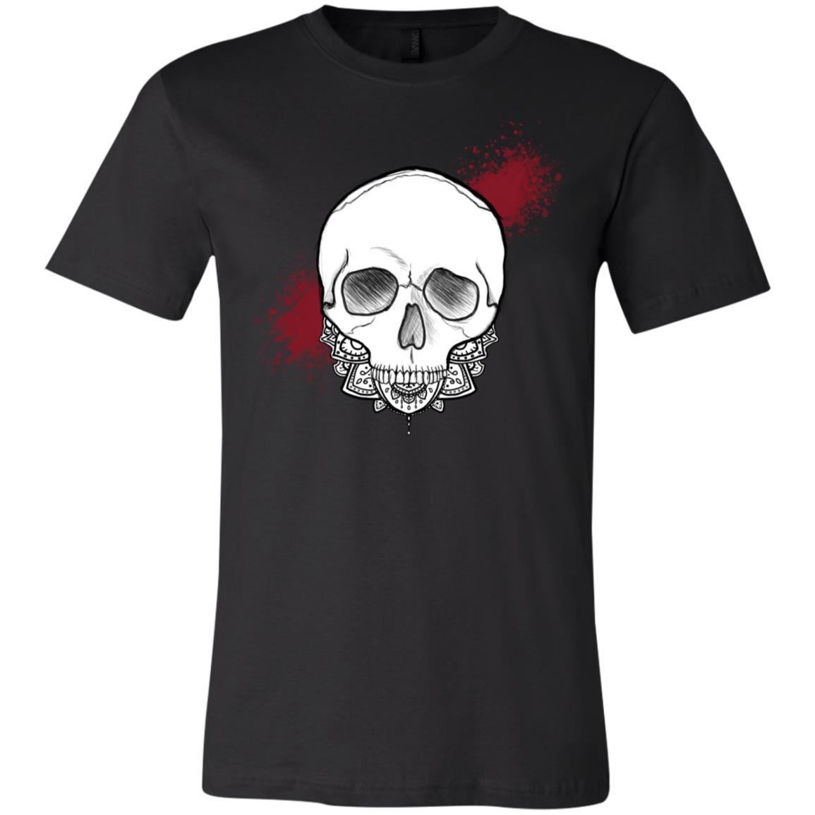 Skull - Black