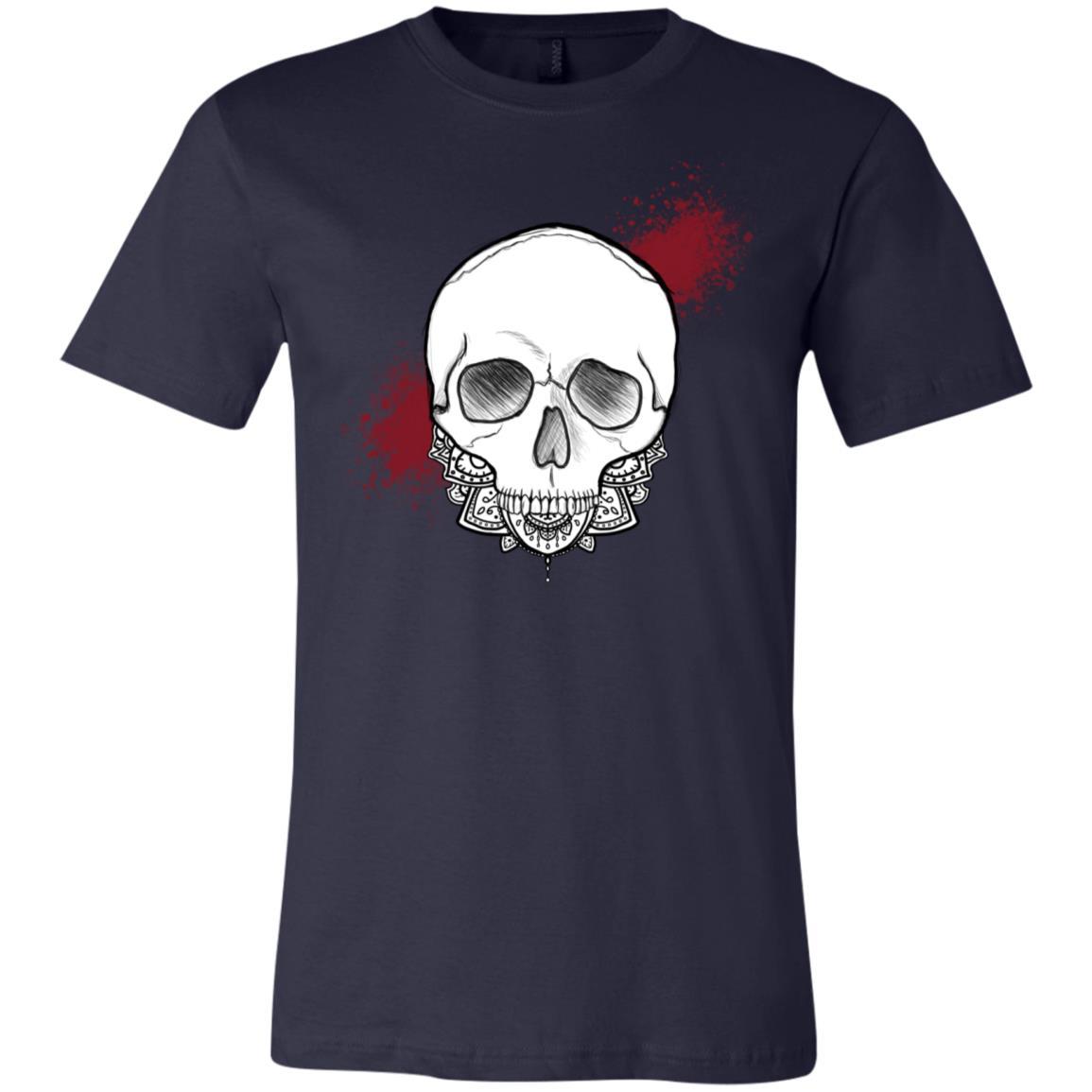 Exploding Skull - Asphalt
